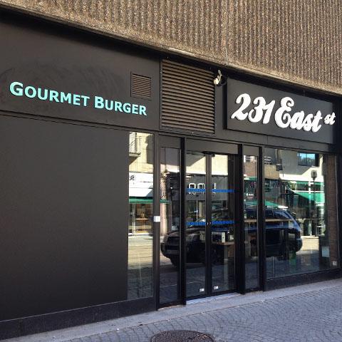 Restaurant 231 East Street